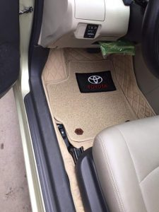 Lót sàn xe ô tô tại Cần Thơ