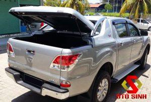 Nắp thùng xe bán tải cho xe Mazda BT-50