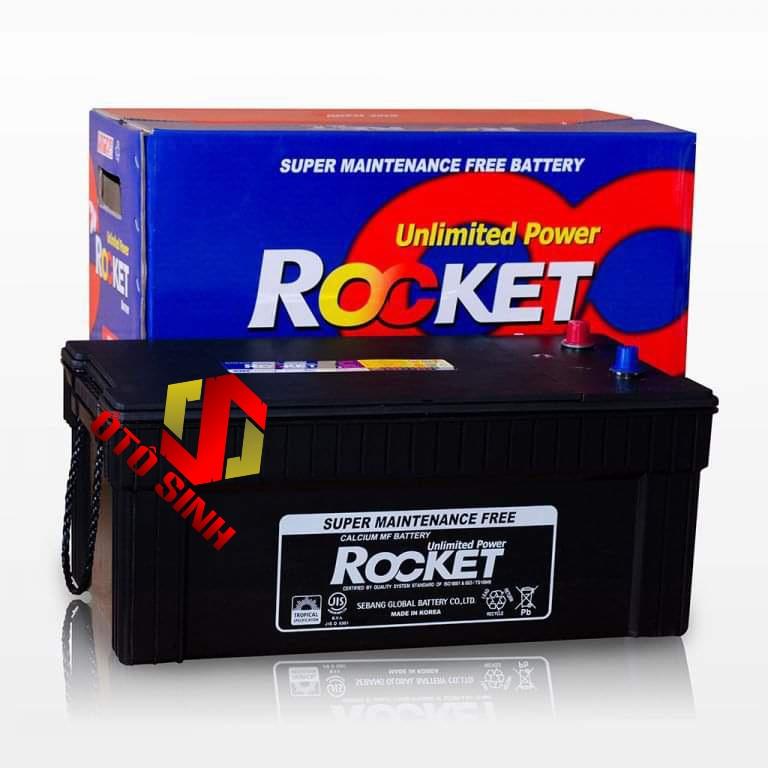 Ắc quy Rocket