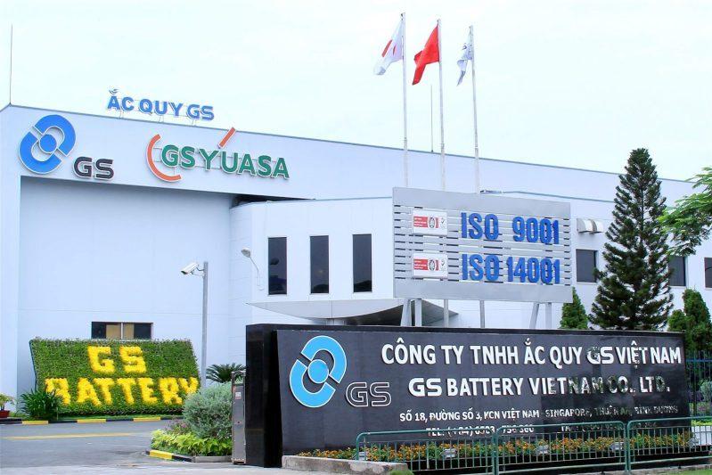 Nhà máy Acquy GS